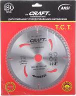 Пиляльний диск Craft 205x30 Z72 104-207