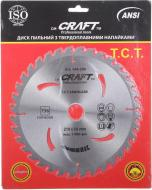Пиляльний диск Craft 210x30 Z36 104-209