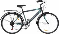 """Велосипед 26"""" Discovery TOUR чорно-бірюзовий RET-DIS-26-024"""