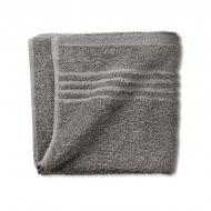 Полотенце махровое Leonora 50x100 см темно-серый Kela