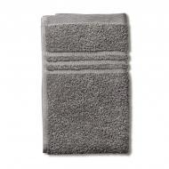 Полотенце махровое Leonora 30x50 см темно-серый Kela