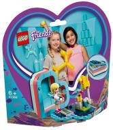 Конструктор LEGO Friends Коробка-сердце: лето со Стефани 41386