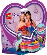 Конструктор LEGO Friends Коробка-сердце: лето с Эммой 41385