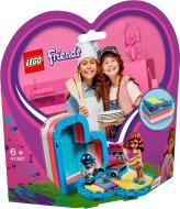 Конструктор LEGO Friends Коробка-сердце: лето с Оливией 41387