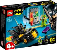 Конструктор LEGO DC Comics Super Heroes Бэтмен против ограбления Загадочника 76137