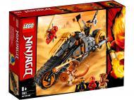 Конструктор LEGO Ninjago Мотоцикл Коула 70672