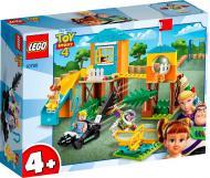 Конструктор LEGO Toy Story 4 Приключение на площадке Базза и Бо Пип 10768