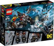 Конструктор LEGO DC Comics Super Heroes Битва на бетоцикли Мистера Фриза 76118