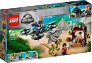 Конструктор LEGO Jurassic World Дилофозавр на волі 75934
