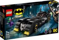 Конструктор LEGO DC Comics Super Heroes Batmobile ™: Преследование Джокера 76119