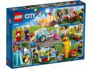 Конструктор LEGO City Набір фігурок: Веселий ярмарок 60234