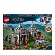 Конструктор LEGO Harry Potter Хатинка Геґріда: порятунок Бакбика 75947