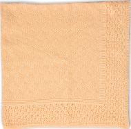 Простынь Фламинго 90х90 см персиковый 780