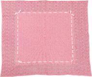 Простынь Фламинго 90х90 см розовый 781