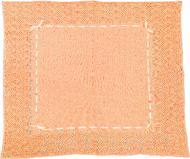 Простынь Фламинго 90х90 см персиковый 781