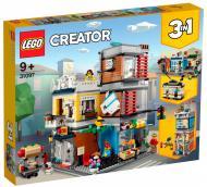 Конструктор LEGO Creator Зоомагазин і кафе в місті 31097