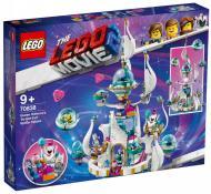 Конструктор LEGO Movie «Зовсім не страшний» космічний палац королеви Позерки-Яктобі 70838
