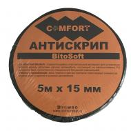 Шумоізоляція Антискрип Bitоsoft (5м х15 мм) 5 мм