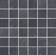 Плитка Zeus Ceramica Мозаїка Slate Black MQCXST9B 30x30x9,2