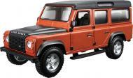 Автоконструктор Bburago 1:32 Land Rover Deefender 110 18-45127