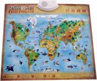 Звуковий плакат Знаток Жива географія REW-K044