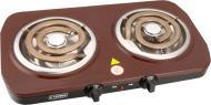 Настільна плита Термія YQ-303 коричнева