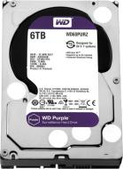 Жорсткий диск Western Digital Purple Surveillance 6 ТБ 3,5