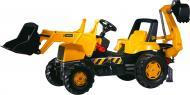 Веломобіль Rolly Toys Rolly Junior JCB 812004