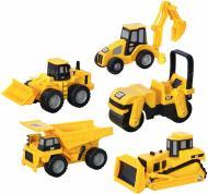 Набір Toy State CAT міні техніка 5 шт. 34601
