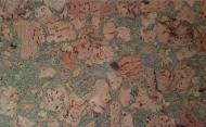 Коркова Настінна плитка Wicanders Lima Green Waxed