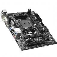 Материнская плата ASRock FM2A68M-HD+ (sFM2/FM2+; AMD A68H; PCI-Ex16)