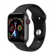 Смарт часы Smart Watch IWO 7 W34 Black (SW0001W34B)
