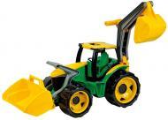 Екскаватор Lena жовто-зелений 2080 6511340