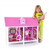 Игровой домик для кукол Bellina Розовый (66882)