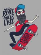 Постер Скейтер