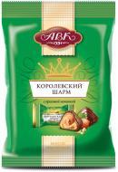 Цукерки АВК Королівський шарм з горіховою начинкою 113 г (4823015663642 / 4823085702401)