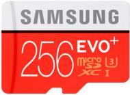 Карта пам'яті Samsung microSD 256 ГБ Class 10 EVO Plus UHS-I (MB-MC256DA/APC)