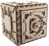 Конструктор Ukrainian Gears 3D-пазлы механические Сейф 70011 6003239