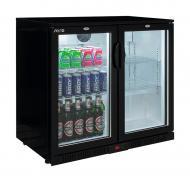 Шафа холодильна Saro BC 208 3,1 Вт