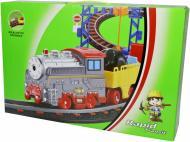 Залізниця LiXin з поїздом 95х80 см 9903