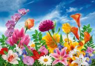 Фотошпалери  Світ квітів 192x276 см