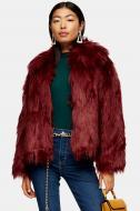 Пальто TopShop SMART COATS 07U03R-OXB р.6 бордовый