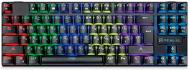 Клавиатура Real-el (M28 RGB TKL, black)