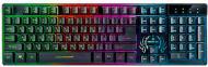 Клавиатура Real-el (7090 Comfort Backlit, black (R)
