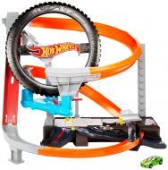 Ігровий набір Hot Wheels Перегони у шиномонтажній GJL16