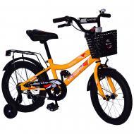 Велосипед дитячий Like2bike 16'' Fly помаранчевий 211613