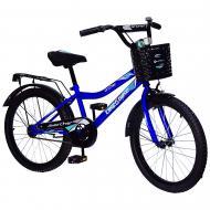Велосипед дитячий Like2bike 20'' Fly синій 212014