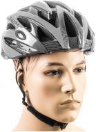 Шолом велосипедний Auto Assistance MV29L-grey сірий