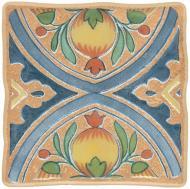 Плитка Opoczno Вікінг оранж котедж 2 декор 10x10