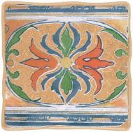 Плитка Opoczno Вікінг оранж котедж 3 декор 1010